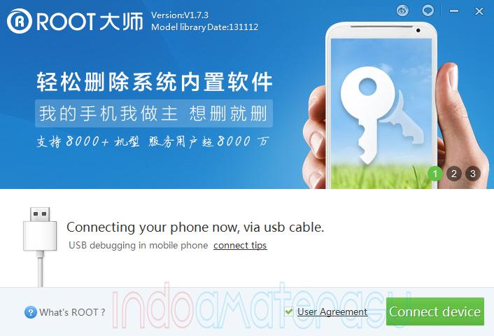Cara Root dan Unroot Semua Jenis Ponsel Android China