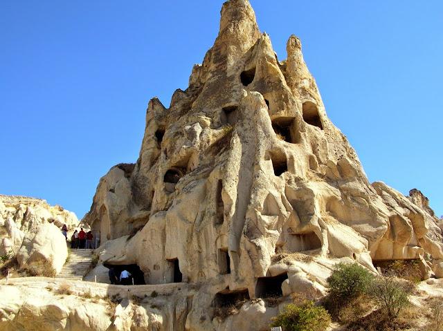 cappadocia museo di goreme
