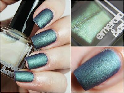 Emerald & Ash Why? Why? WHY! over Cliche Nascido Para o Frio