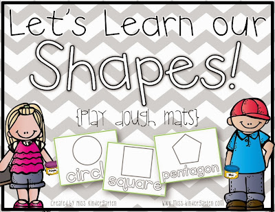 http://www.teacherspayteachers.com/Product/Lets-Learn-our-Shapes-play-dough-mats-975161