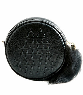 Nasty Gal Circle Crossbody Bag