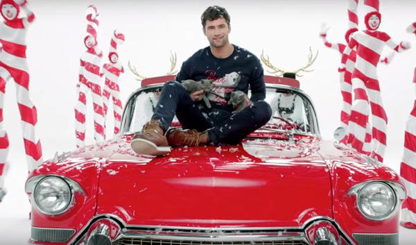 campaña H&M Navidad 2015