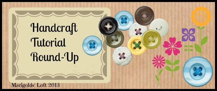 Handcraft Tutorial Round Up