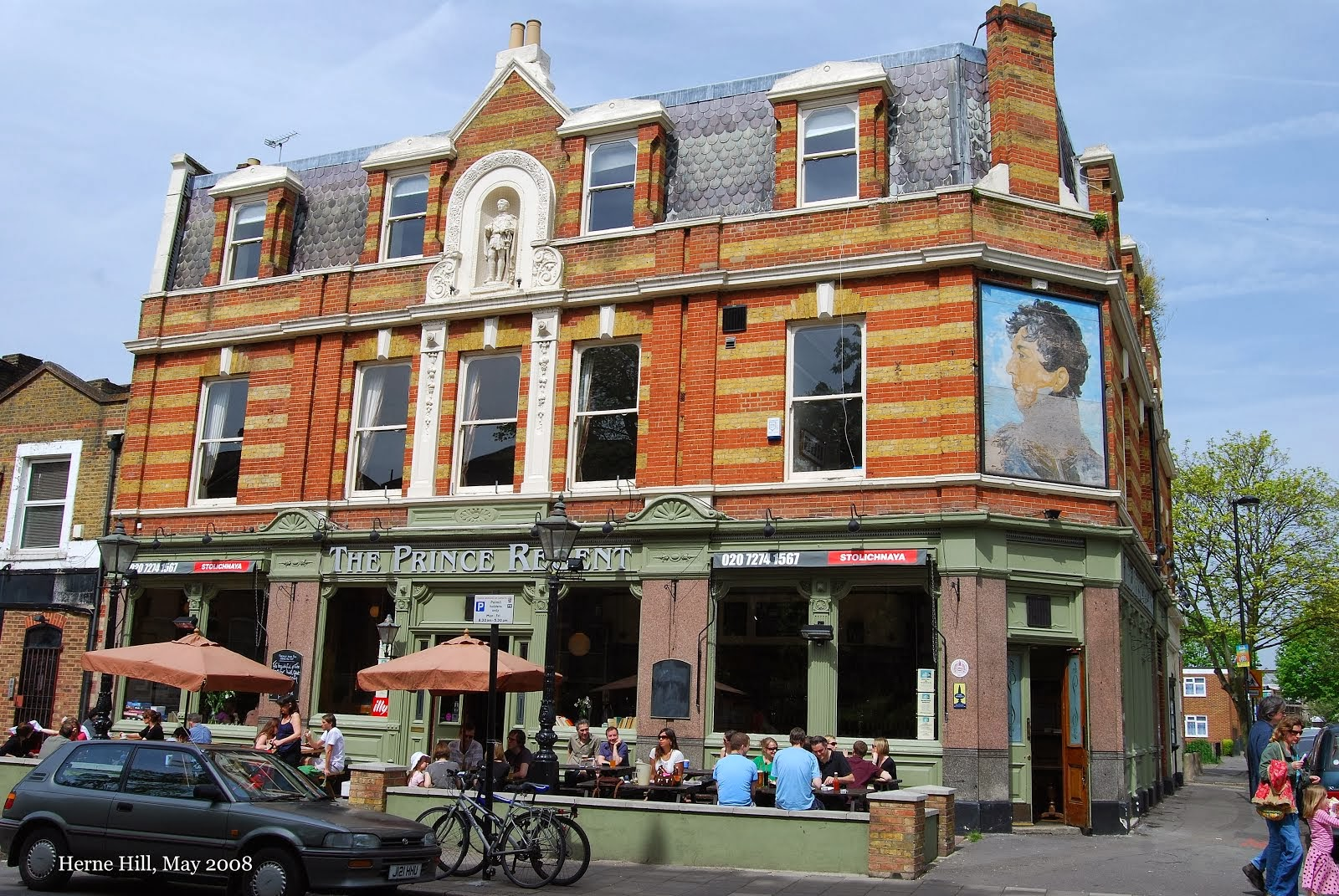 Good pubs and bars in south London
