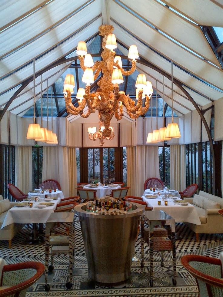 Le royal monceau raffles paris 5 luxury hotel - La cuisine hotel royal monceau ...