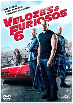 Filme Velozes e Furiosos 6 Dublado AVI DVDRip