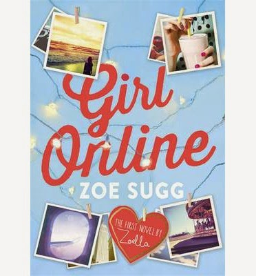Caitie N's Reading Blog: Girl Online Summary (possible spoilers)