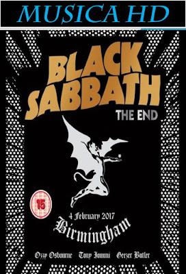 Black Sabbath The End Live In Birmingham 2017 Custom HDRip NTSC VO