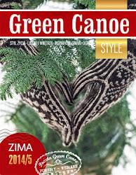 Green Canoe Style ZIMA 2014