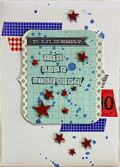 August Featured Card Designer!