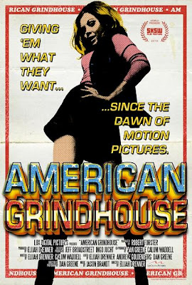 American Grindhouse, movie, poster