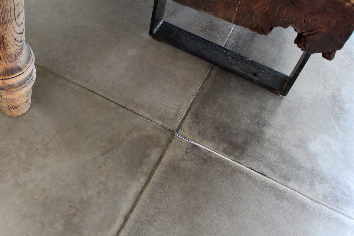 Muebles de cemento pisos para exteriores econ micos - Piso para terraza economico ...