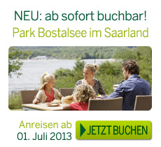 Center Parcs Bostalsee buchen