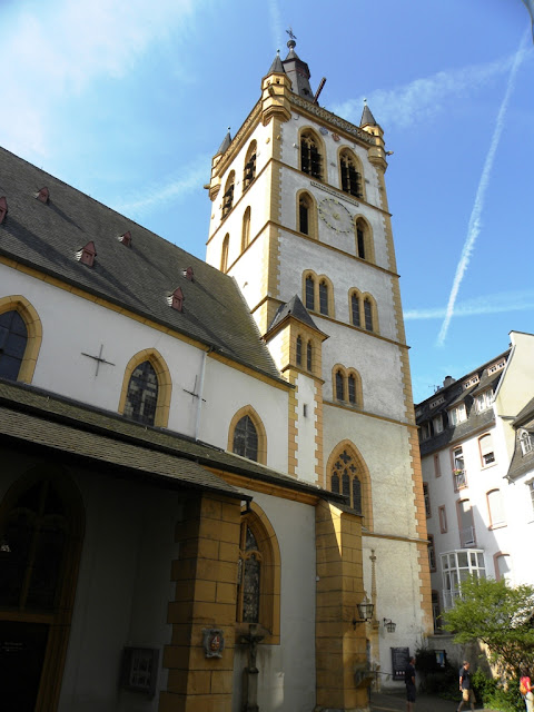 St. Gangolf Church Trier