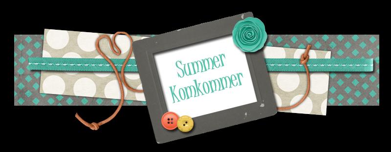 Summer komkommer