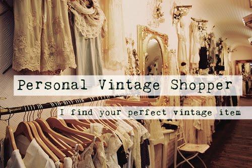 Personal Vintage Shopper