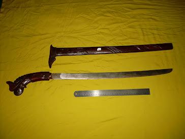 Pedang Burung Kenyalang