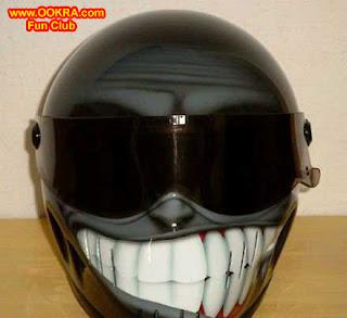 Funny Pictures Helmet