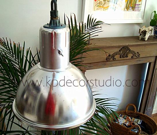 Venta de lámparas estilo industrial para decorar locales-restaurantes-negocios con un estilo vintage