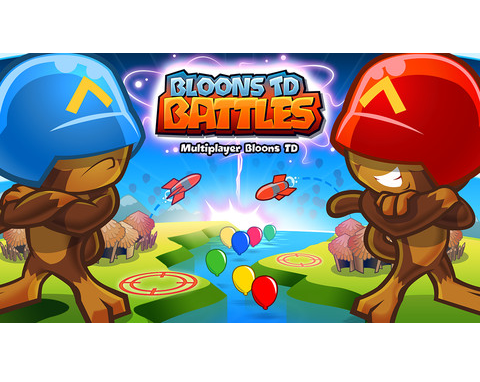 Play Bloons TD 5, a free online game on Kongregate