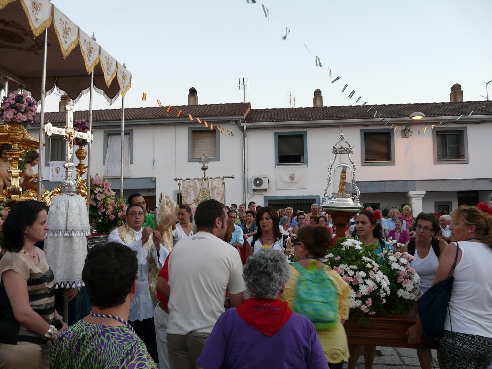 Parroquia san mateo la virgen de gu a llega a villanueva for Villanueva del duque