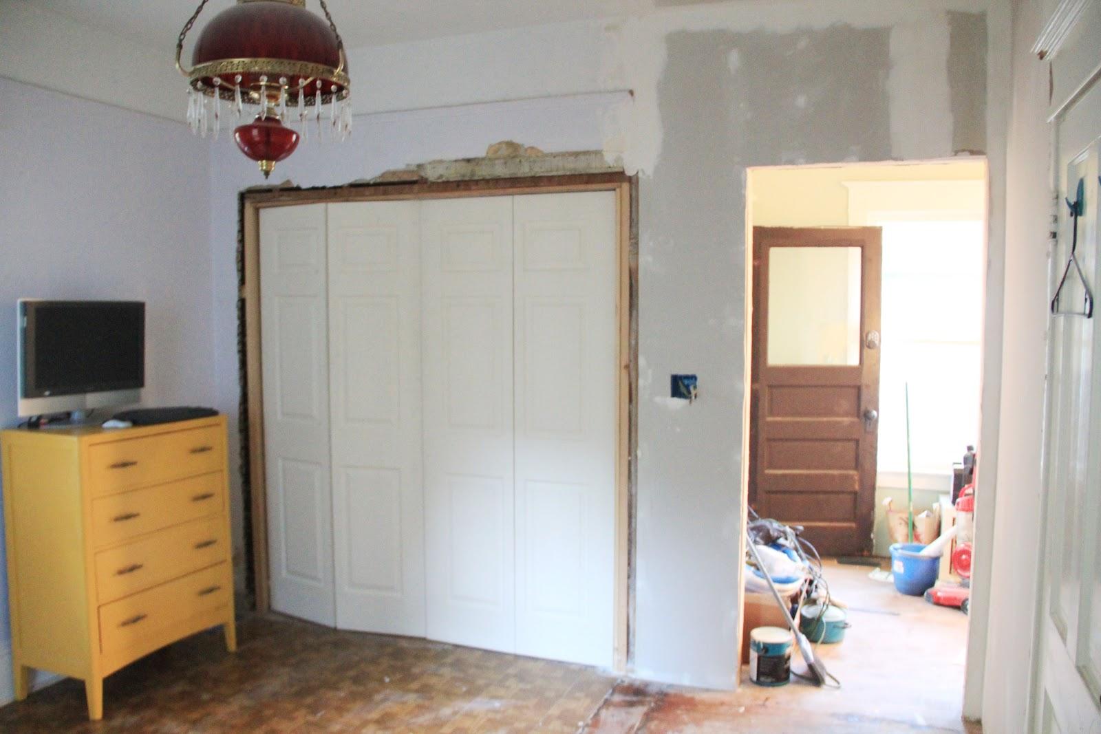 Ikea Billy T Ren eak a house ikea billy closet hack