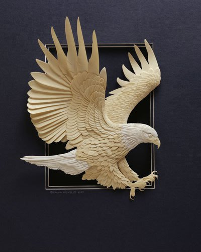 papersculpture28129 - Fantabulous Paper Sculptures