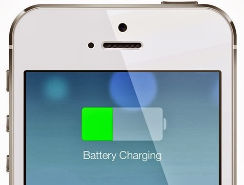 For longer battery life, change these iOS 7 settings