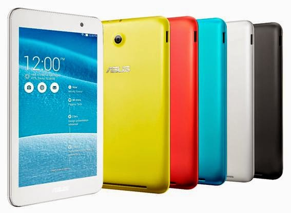 ASUS Philippines Launched 64-bit MeMO Pad 7 For Php6.995