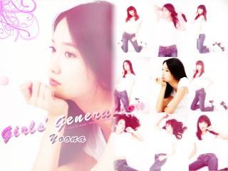 Yoona SNSD Wallpaper