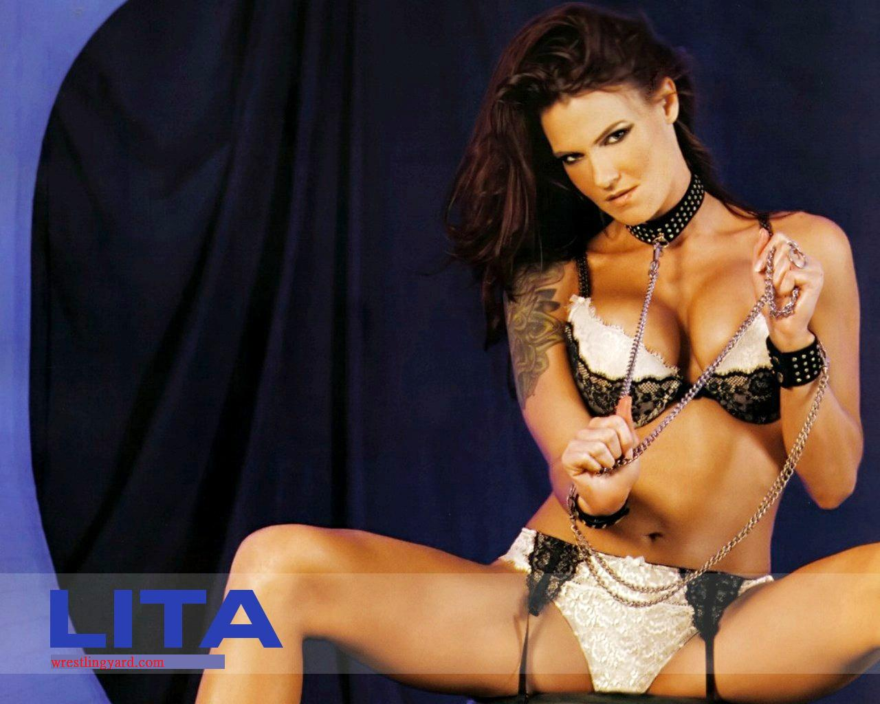 hottest diva wrestler naked ever