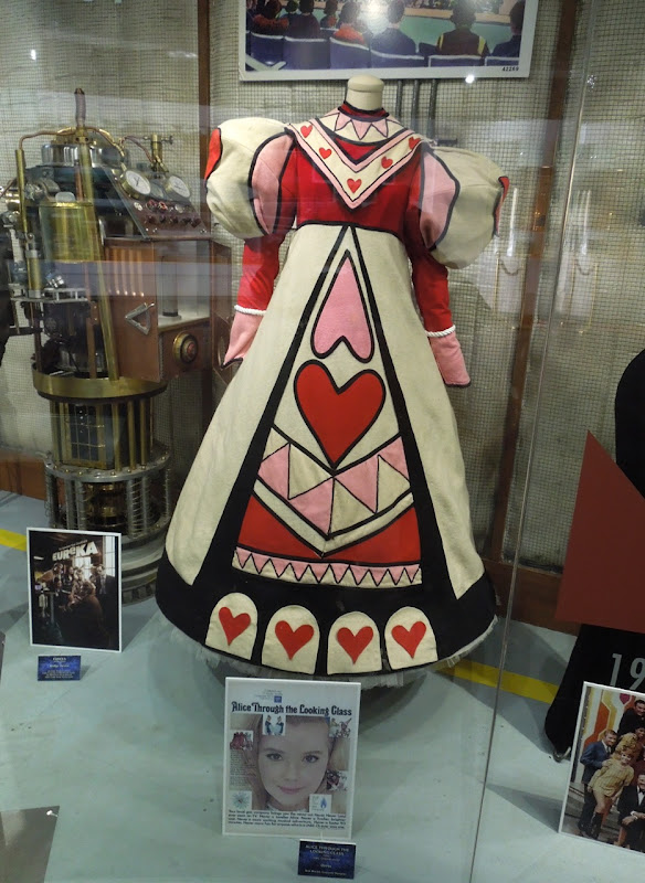 Bob Mackie Alice Through Looking Glass dress 1966