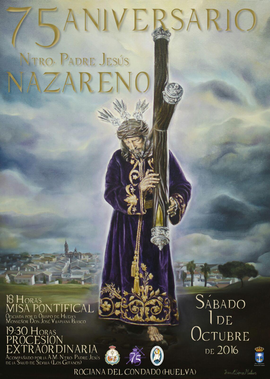 LXXV Aniversario de Ntro. Padre Jesús Nazareno