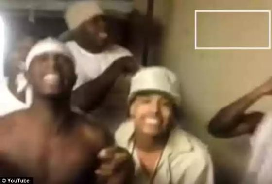 7 Kershaw inmates get 20 yrs solitary confinement for recording rap video!