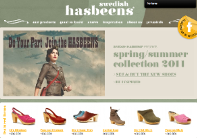 Hasbeens Collection