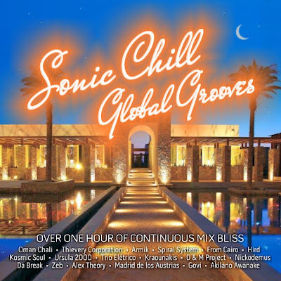 SONIC CHILL GLOBAL GROOVES