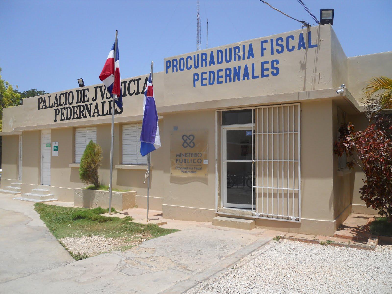 PALACIO DE JUSTICIA DE PEDERNALES