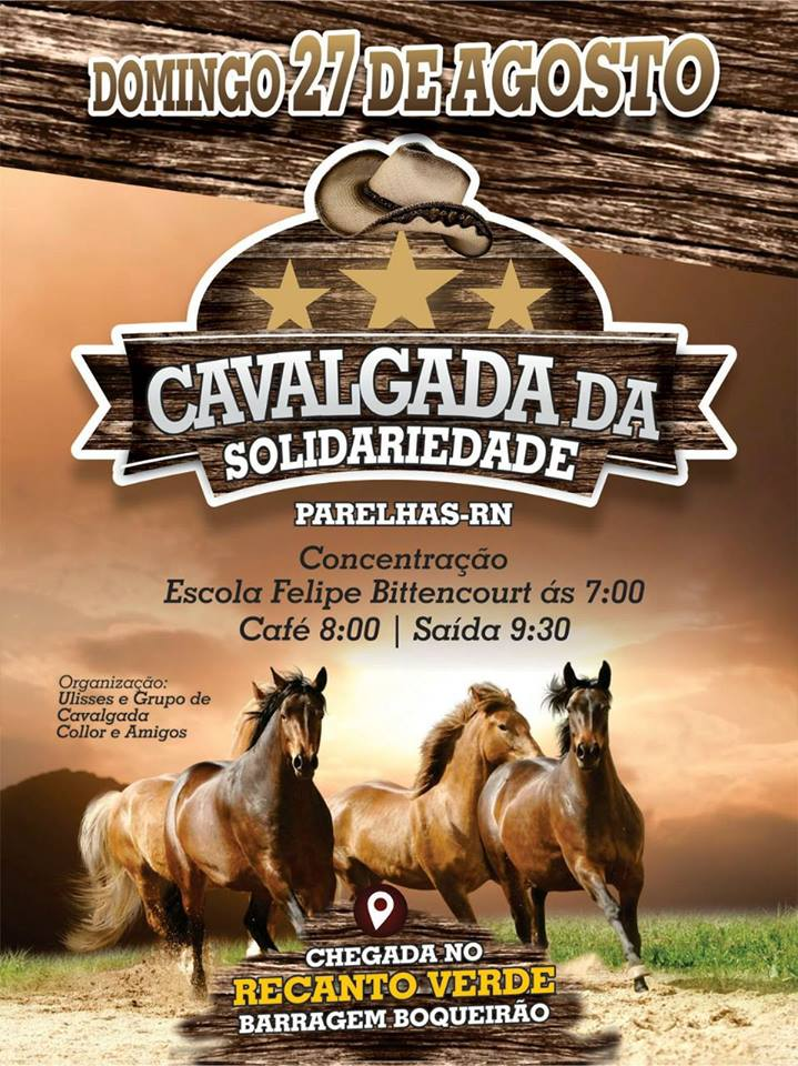 CAVALGADA PARELHAS