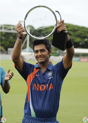 Unmukt Chand Profile Biography Career Pictures/Images News Wikipedia Indian Cricketer
