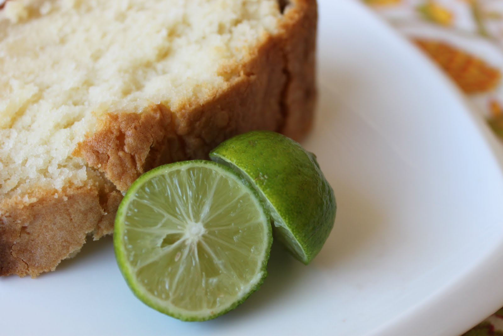 Well-Seasoned Life: Key Lime Pound Cake