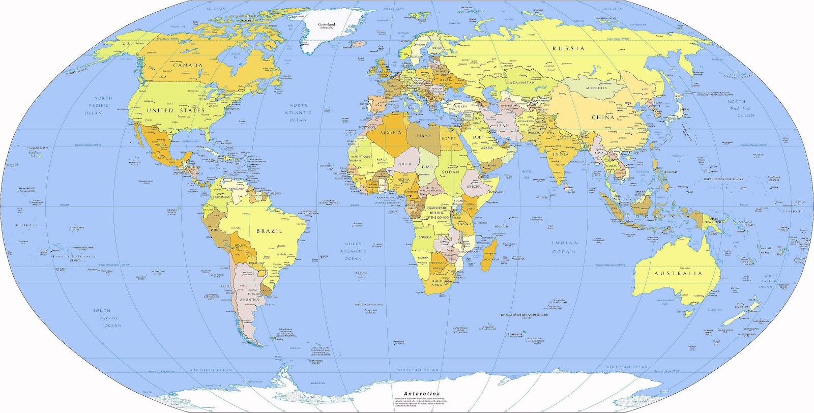 jab we ghoooom World Map