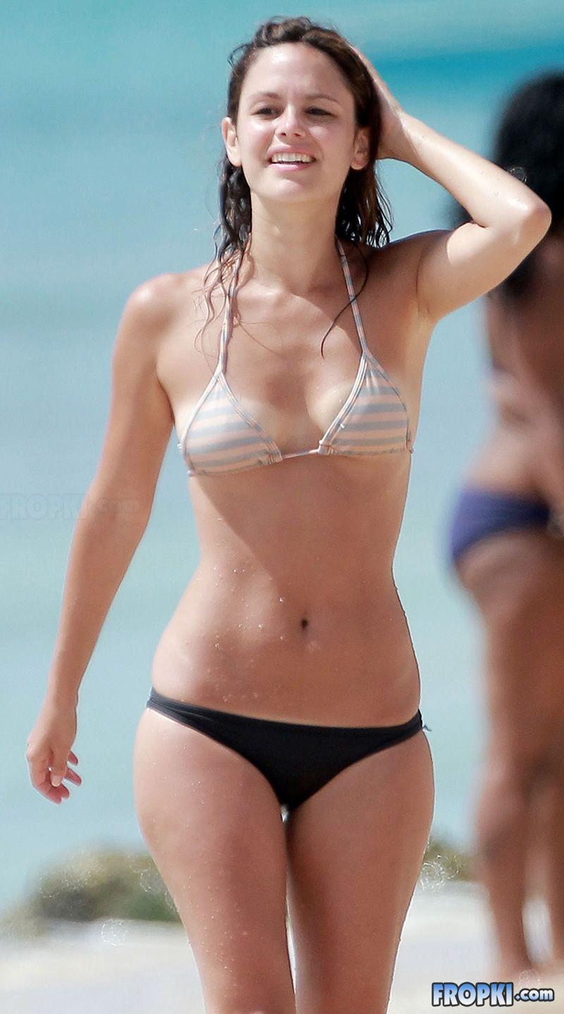 Rachel Bilson American Actress In Swimsuit