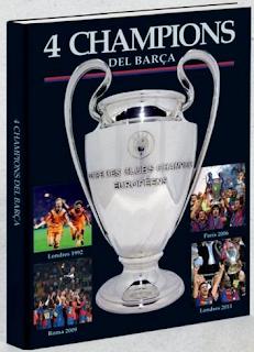 4 Champions del Barça - Sport
