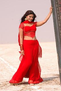 Sneha in Lovely Saree Spicy Pics from movie Mondi Mogudu