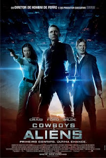 Cowboys & Aliens – Versão Estendida - BRRip - AVI + RMVB Legendado