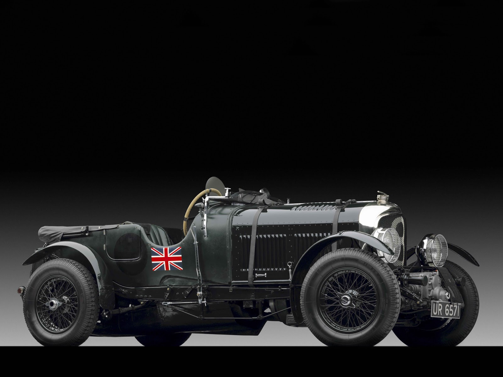 Bentley 4 1/2 Blower