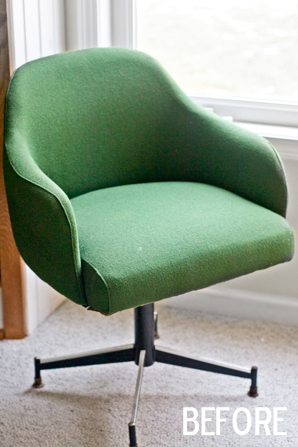sarah m dorsey designs Ikat Chevron fice Chair