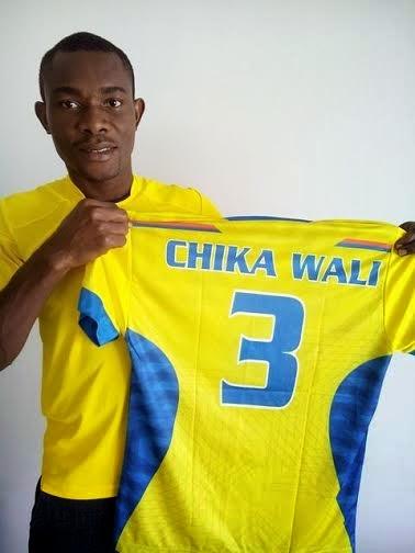 Chika Wali joins Mumbai FC