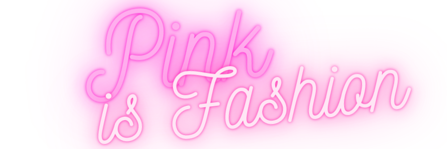 PINK is Fashion