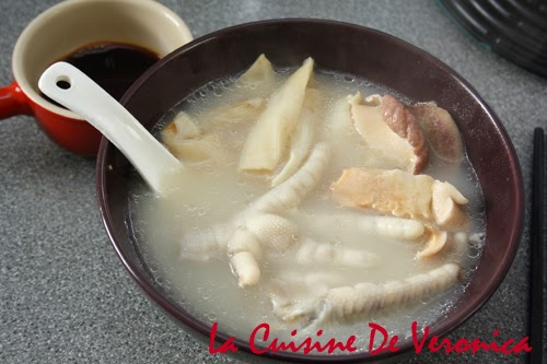 La Cuisine De Veronica, V女廚房, 花膠湯, 花膠響螺湯